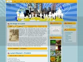 Wordpress Themes I love New York City