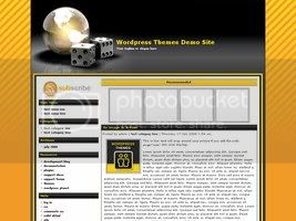 Wordpress Themes Online Casino Template 46