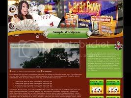Wordpress Themes Penny Slots