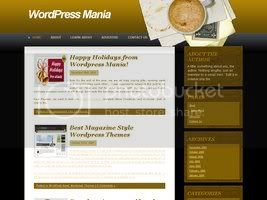 Wordpress Themes Ramiro Coffee