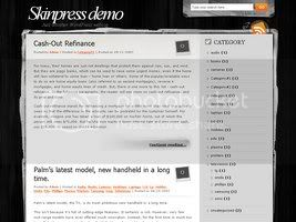 Wordpress Themes BlackRock