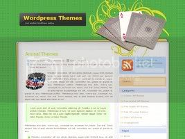 Wordpress Themes WP Online Casino Theme