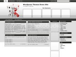 Wordpress Themes Online Casino Template 44