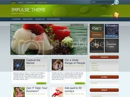 Wordpress Themes Impulse MM