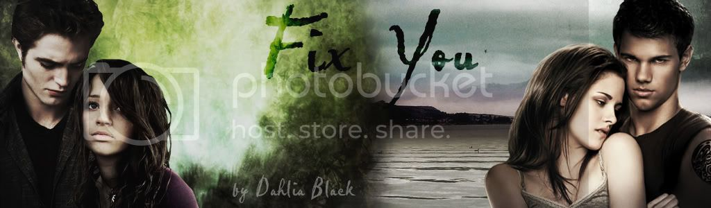 Fix You Banner