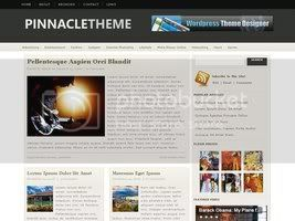 The pinnacle theme